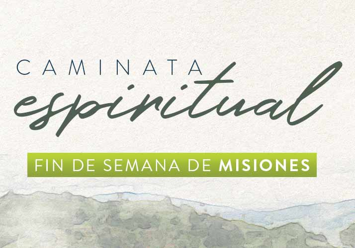 2018 Missions Weekend - SP