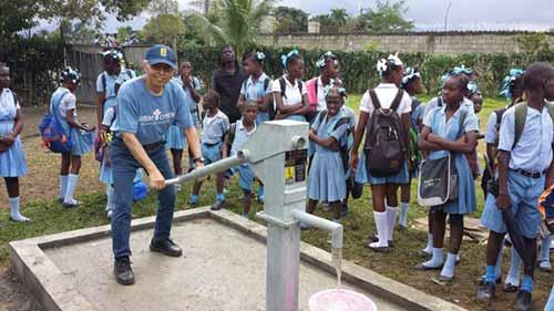 Living Water in Haiti