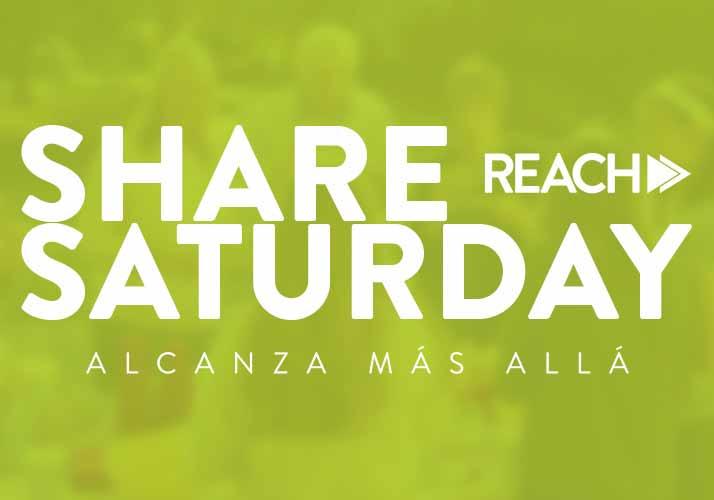 Share Saturday - REACH - SP