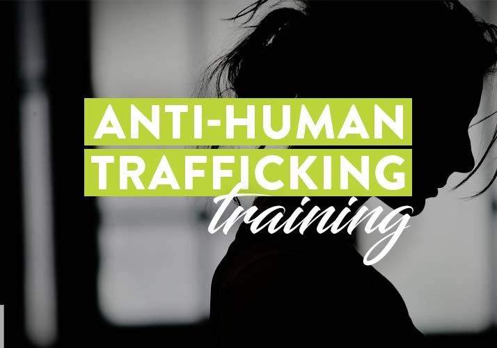 Anti-Human Trafficking Training