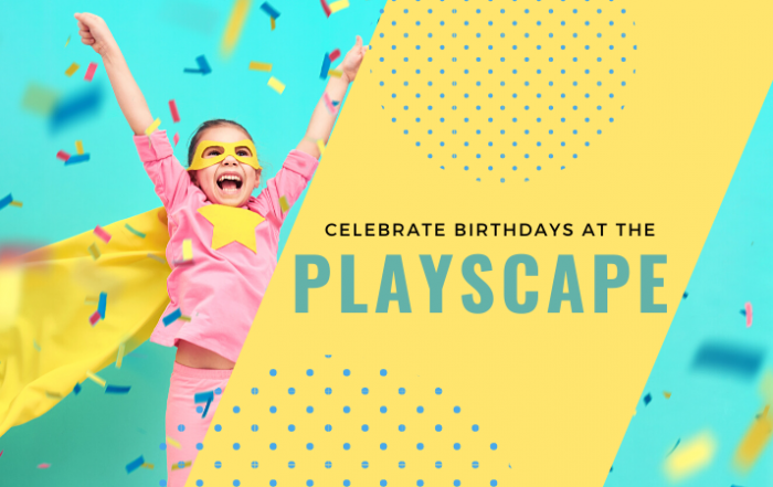 Birthdays at the Playscape