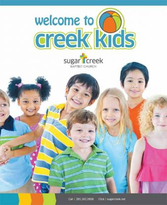 Creek Kids Brochure