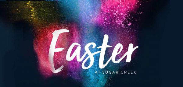 Easter 2019 at Sugar Creek