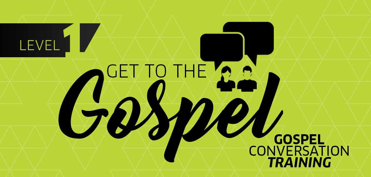 Gospel Conversation Training