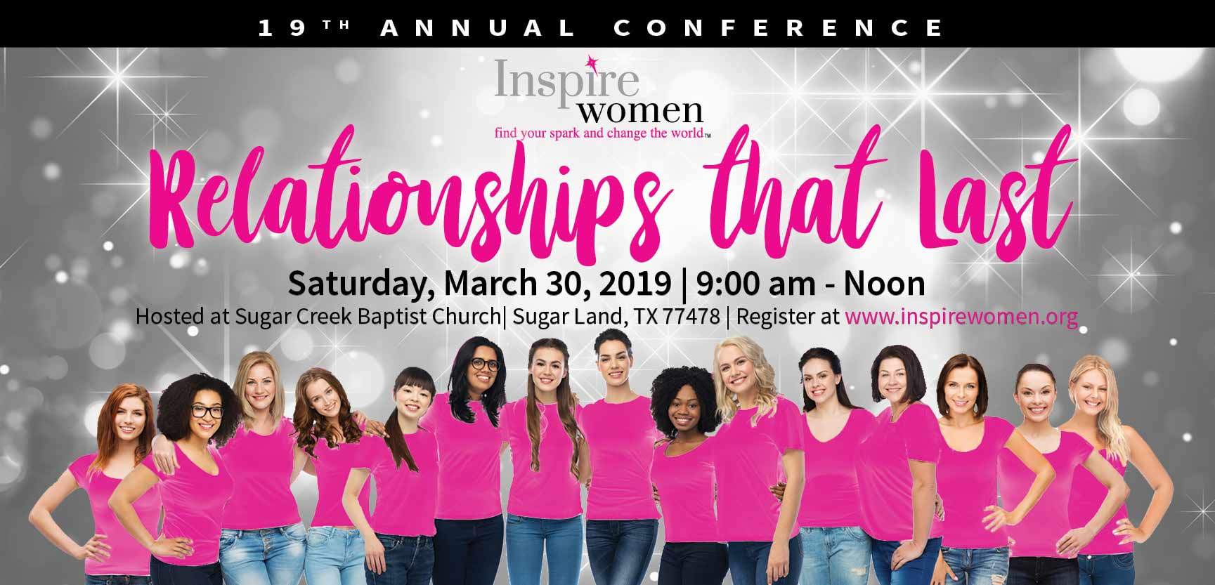 2019 Inspire Women's Conference