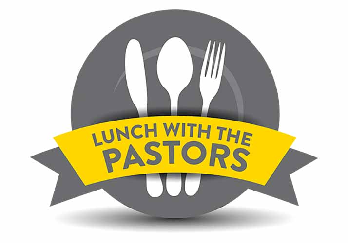 Lunch with the Pastors