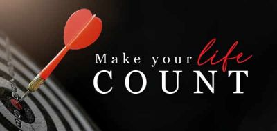 Make Your Life Count Message Series