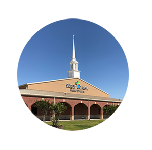 Missouri City campus circle image