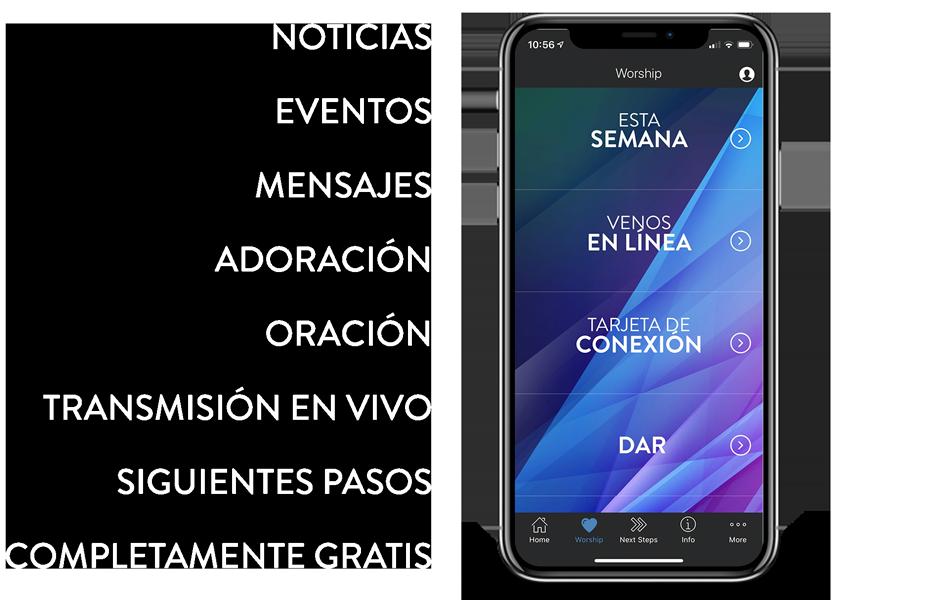 Sugar Creek Mobile App