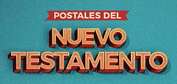 New Testament Postcards - SP
