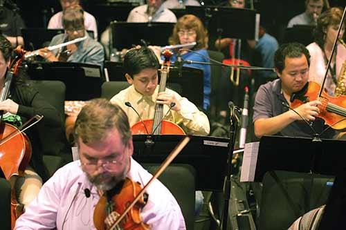 Worship Orchestra