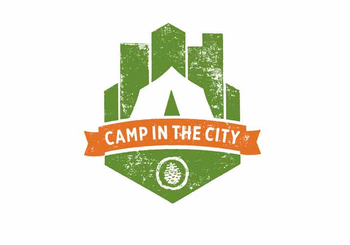 Pine Cove Camp in the City