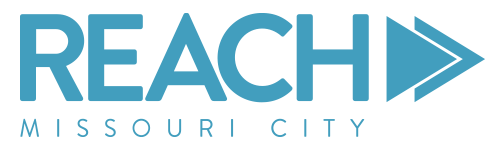 REACH MC logo - blue