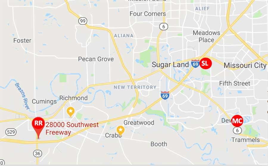 Richmond-Rosenberg map