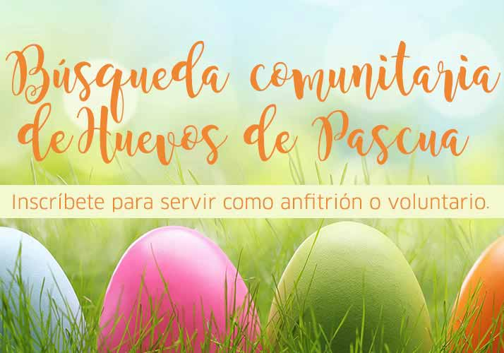 Easter Egg Hunt - sp