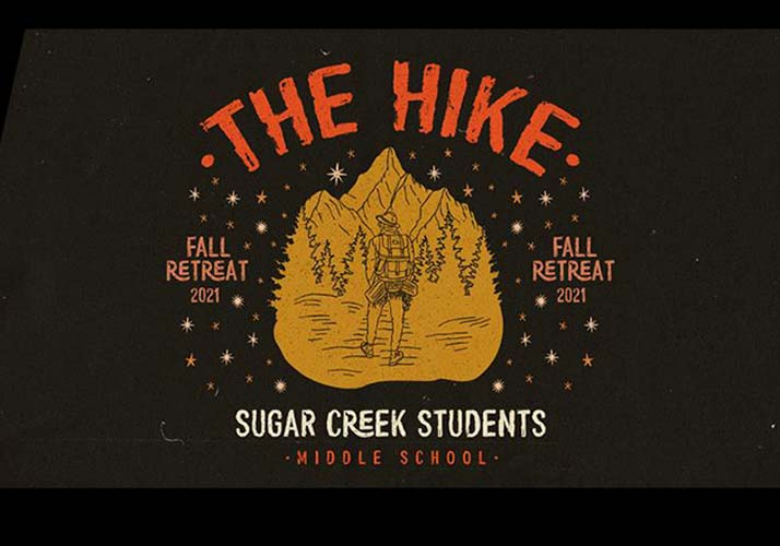 The Hike Middle School Camp