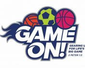 Game On - VBS 2018 logo