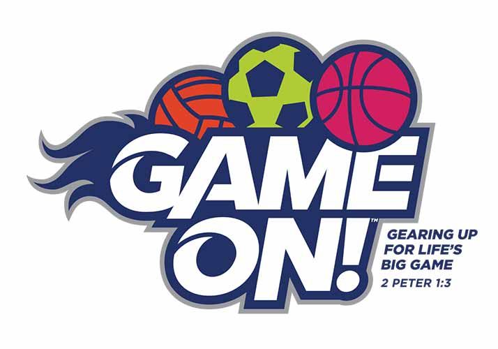 Game On - VBS 2018 logo