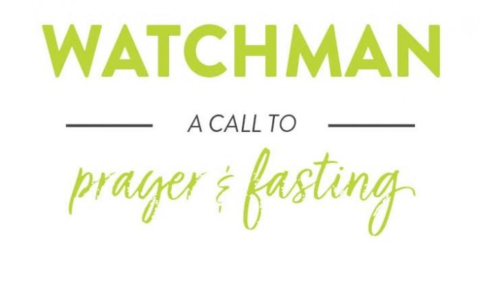 Watchman Prayer Ministry