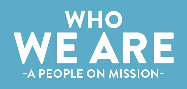 Who We Are message series