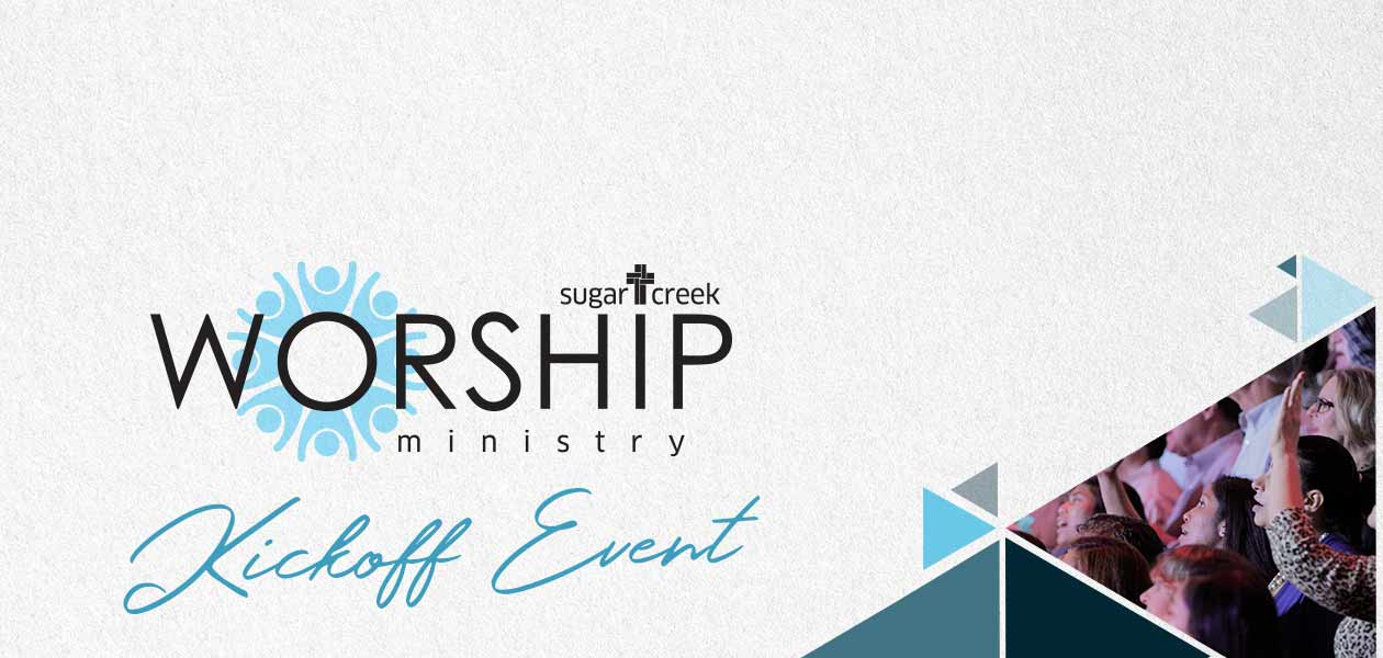 Worship Kickoff Event