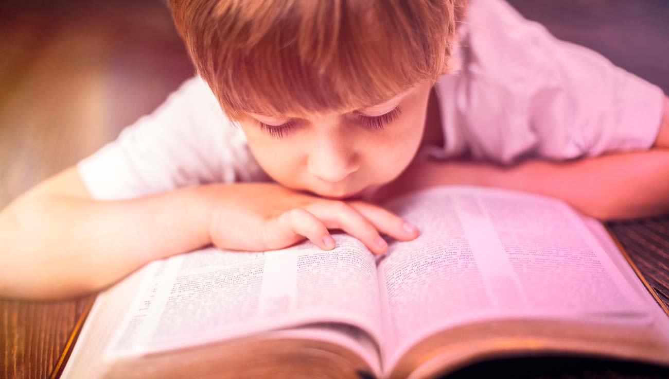 Every child will connect with the Bible in relevant ways.
