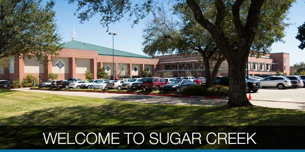 Welcome to Sugar Creek