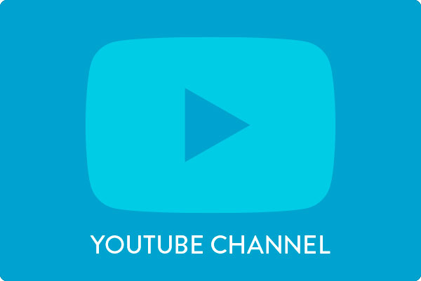 Watch our many videos on Youtube.